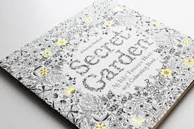 Nine Months Later Basford Had Created Secret Garden A Stunning Coloring Book Inspired By Scotlands Brodick Castle Gardens