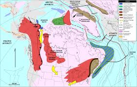 Where Does Seafloor Spreading Take Place by Chapter 30 The Genetic Evolution Of Arctic North America And
