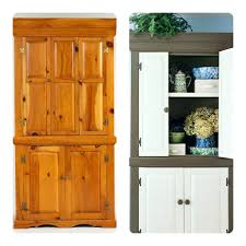 Our Current Obsession: New Uses For Book Cases And Armoires - Your ... Rustic Carved Armoiremedia Cabinet To Be Beautiful And Country Aspen Home Knotty Pine Armoire Upscale Consignment For Shoes Amish Petite Computer Desk Jewelry Box Mirror 20 Ideas Of Ikea Wardrobe Wardrobe Drawers Upcycled Using 2 Coats Wood Primer Secretary Design Plus Gallery Mirrored Organizer Tall Stand Up Eertainment Ebth Enclosures Mack Wallbed Unique Antique