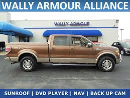 100 King Ranch Trucks For Sale PreOwned 2011 D F150 Crew Cab Pickup In Alliance