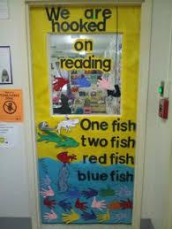 Dr Seuss Door Decorating Ideas by Dr Suess Classroom Doors Dr Seuss Read Across America Door