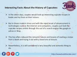 History Of Cupcakes In Events And Decorations