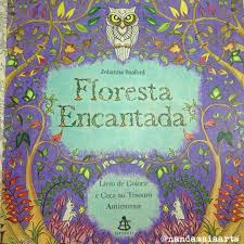 21 Best Johanna Basford Enchanted Forest Title Page Images On