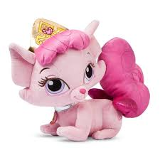 Palace Pets Pumpkin Soft Toy by Disney Princess Palace Pets Cinderella Pillow Pink 19