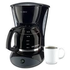 Mr Coffee Makers Automatic Drip Coffeemaker Cup Sr Maker Pause Serve Vintage Walmart