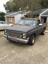 My 1983 GMC Square Body Truck, A Work In Progress. | Chevy Trucks ... 1983 Gmc Cser Salvage Truck For Sale Hudson Co 167781 S15 Lil Yellow Truck Short Bed Forza Horizon 3 Cars Jimmy 4wd For Sale Near Denver Colorado 80216 Classics General Semi Truck Item K6155 Sold May 4 Ads Of By Fabulousmotors High Sierra Id Never Heard An Flickr Bangshiftcom This C7000 4x4 Fire Engine Brush Could Gmc K15 Wwwtopsimagescom Swb Two Wheel Drive Pspbpiltair Cruise