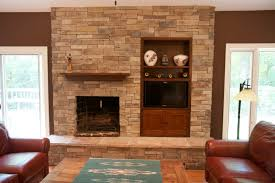 interior living room decoration using light brown