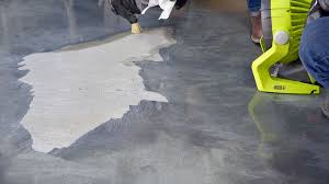 Quikrete Garage Floor Epoxy Clear Coat by Rust Oieum Garage Coating Kit 1 Year Review Mother Daughter