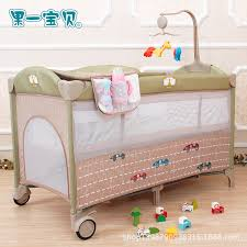 Cribs For Twins Babies Kids Sleeping Bags Pillow Baby Beds Many Country Free Delivery Light Bed Europe Folding Send Toys In From Mother