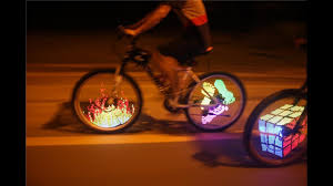 DIY Programmable Bicycle Bike LED Wheel Light Best Ever