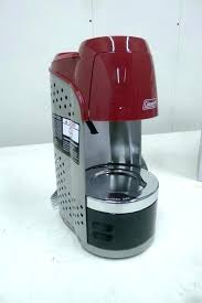 Coleman Coffee Maker Pot Propane Coffeemaker New Tire