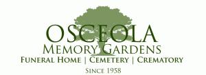 Osceola Memory Gardens Kissimmee FL