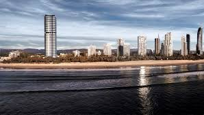 100 Bda Architects Highrise Tower To Soar Above Gold Coasts Lowrise Mermaid Beach