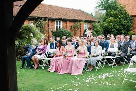 Barn Wedding With Funfair Games and an Outdoor Ceremony By Alexandra