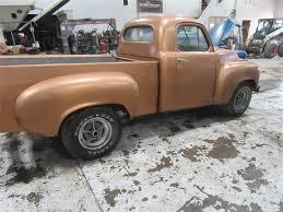 100 Studebaker Pickup Trucks For Sale AuctionTimecom 1951 STUDEBAKER PICKUP Online Auctions