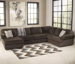 65 Luxury Black Leather Sectional Couches Portrait