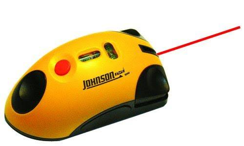 Johnson Tool Laser Line Level - Mouse