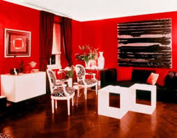 Black And Red Living Room Decorations by Red And Black Living Room Decorating Ideas Red And Black Living