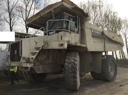 100 Haul Truck TEREX TR 60 Haul Truck