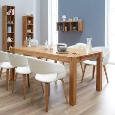 essgruppe royal oak holstebro 180x90 6 stühle weiß