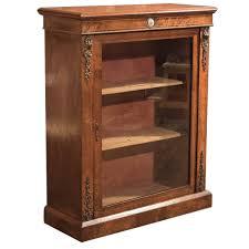 Antique Oak Edison Cylinder Record Storage Cabinet circa 1880 at