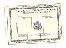 Us Army Id Card Template Security Agency Get Out Of Jail Free 1 Military