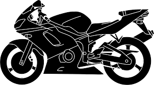 Motorcycle Clipart Transparent Background