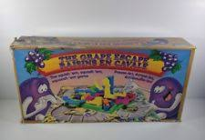 The Grape Escape Board Game No Goop Missing Instructions Parker Brothers 1992