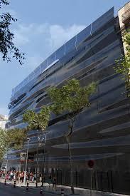 100 Mundi Design Ideas New Facade H20 Headquarters Barcelona