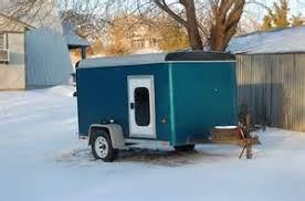 Making A Camper Out Of Cargo Trailer This Was The Perfect