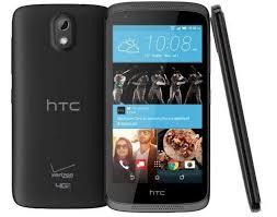 Lot of 5 HTC Desire 526 Stealth Black Verizon Prepaid Smartphone