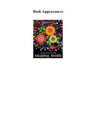 PDF Download Coloring Book For Adults Amazing Swirls Ebook