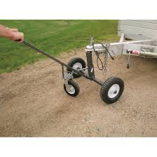 100 Tow Truck Dollies Ultra 3 Wheel Adjustable Trailer Dolly 800 Lb Capacity
