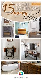 15 DIY Wood Bathroom Vanity Ideas With Tips! - DIY Wood Pallet White Bathroom Vanity Ideas 25933794 Musicments Small Bathroom Vanity Ideas Corner 40 For Your Next Remodel Photos Double Sink Industrial Style Alinium Home Design Makeup With Drawers Diy Perfect For Repurposers In Make Own 30 Best About Rustic Vanities Youll Love 15 Amazing Jessica Paster Purposeful And Fashionable Contemporary 60 With Station Roundecor 19 Stylish Farmhouse Getting You All Set