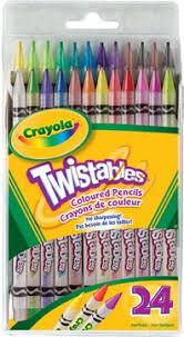 24 best crayola crayons images on pinterest art supplies