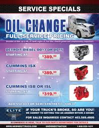 Service Specials New West Truck Centres Calgary AB