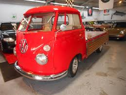 100 Volkswagen Truck 1962 For Sale ClassicCarscom CC1059188