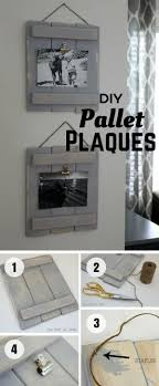 An Easy Tutorial For DIY Pallet Plaques From Wood Istandarddesign
