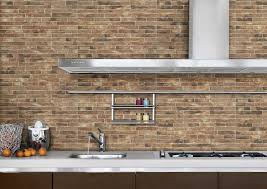 kitchen backsplashes brick backsplashes for kitchens kitchen