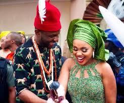 The Igbo traditional marriage Igba Nkwu