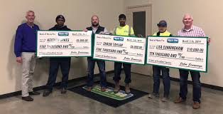 100 Truck Pro Memphis Tn Waste Staff Awarded For Safety In The Tenn Region