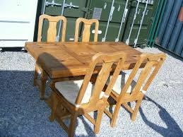 CAN DELIVER - SOLID PINE DINING TABLE + 4 CHAIRS - VERY RARE | In  Middlesbrough, North Yorkshire | Gumtree Details About Ding Table And 4 Chairs Set Solid Pine Wooden Kitchen Home Fniture White Life Carver Wood 118cm Large Contemporary Funiture 118 76 73cm Canterbury With Bench Solid Pine Ding Table Chairs Yosemite 5 Piece Round Side Ivory Charm X90cm Salto With And Room Sets 1 Corona Costway 5pcs Brown Rakutencom Yakoe
