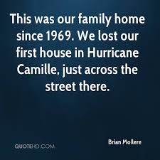 This Was Our Family Home Since 1969 We Lost First House In Hurricane Camille