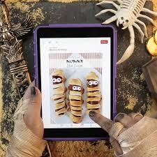 Halloween Hotdog Fingers Recipe by Mummy Dogs Recipe Tastemade