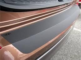 Hyundai Tucson Rear Bumper Protector L104