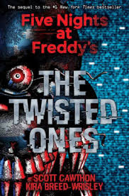 The Twisted Ones Five Nights At Freddys Series 2