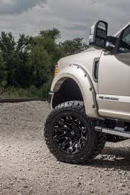 2017 Lifted Ford F-250 RADX Stage 2 Lariat Truck White Gold - RAD ...