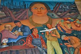 tour of diego rivera s us mural bartable