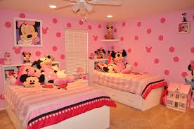 Ideas Of Disney Minnie Mouse Bedroom Decorating Also