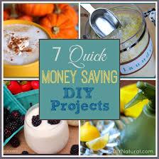 Quick Money Saving DIY Projects